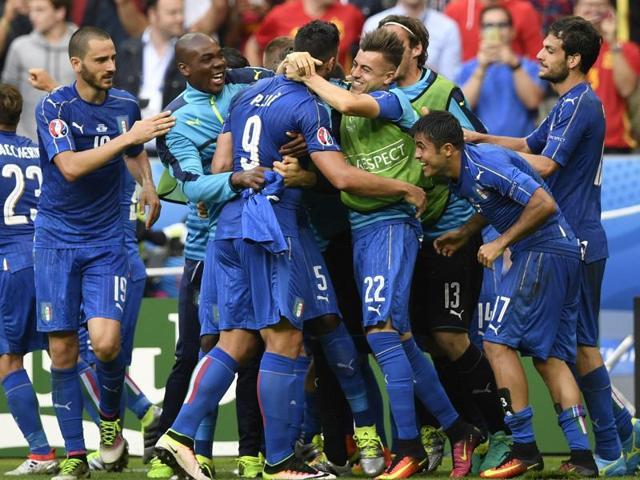 Italy vs Germany,Antonio Conte,Italy coach