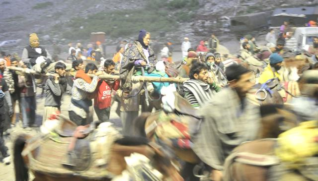 At Amarnath, pilgrims say faith helps overcome fear of militant attacks