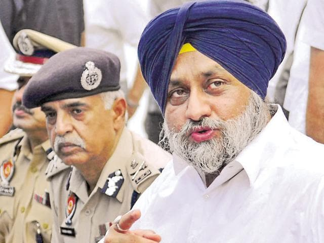 Sukhbir,sukhbir Badal,Drugs in Punjab