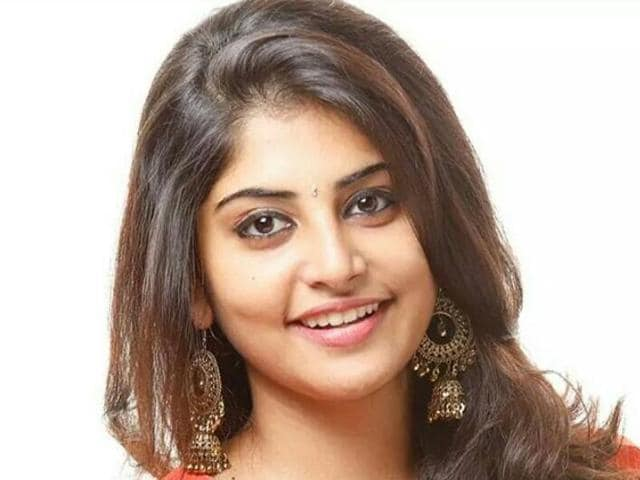 Actor Manjima Mohan works primarily in Malayalam film industry but has appeared in Telugu films as well.