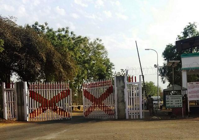 A photo showing NPCIL-owned the Kakrapar Atomic Power Station in Gujarat.