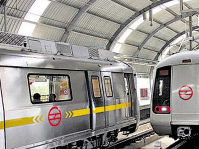 Delhi Metro Rail Corporation's (DMRC) internal analysis showed that 100,000 square metres space is lying unused at stations across Delhi-NCR