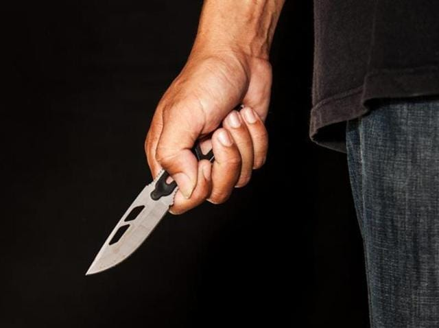 Ghaziabad,Man killed by son and wife,Crime