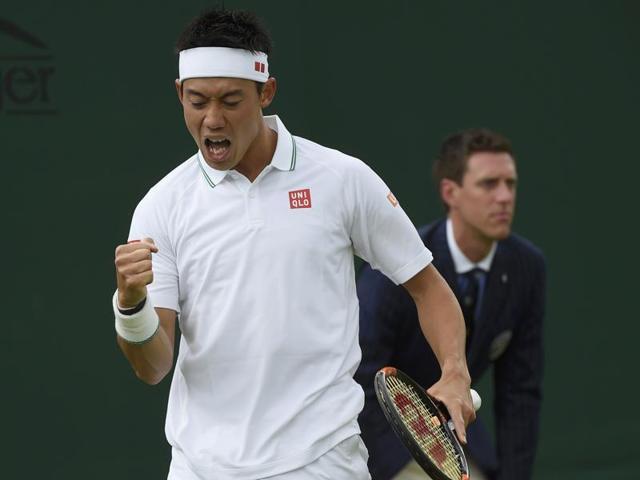 Wimbledon 2016,Kei Nishikori,Marin Cilic