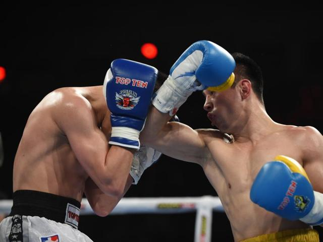 Three Indians eye Rio Olympics berths in qualifiers for pro boxers