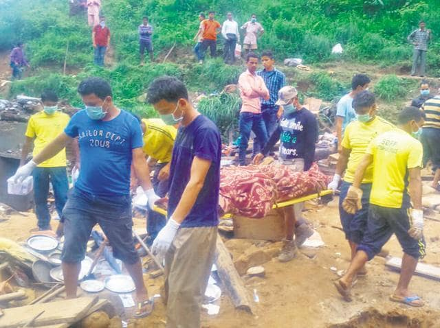 State Disaster Response Force will be provided two additional companies to speed up its operations, chief minister Harish Rawat said on Sunday.(SDRF)
