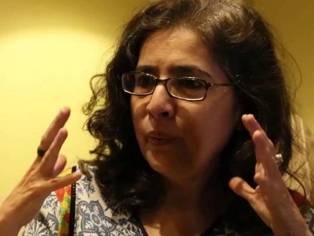 Internet has brought India, Pakistan together: Sabiha Sumar