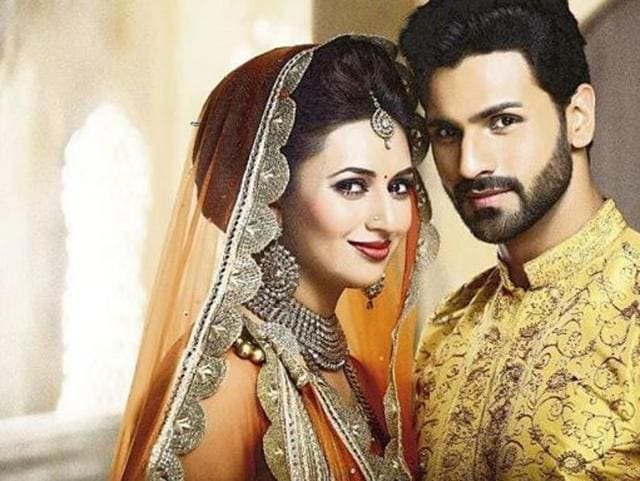 Divyanka and Vivek first met on the sets of their popular TV show Yeh Hain Mohobbatein. (Instagram)