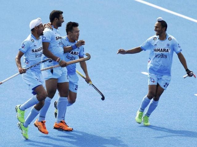 India played out a 1-1 draw against Spain in their final match