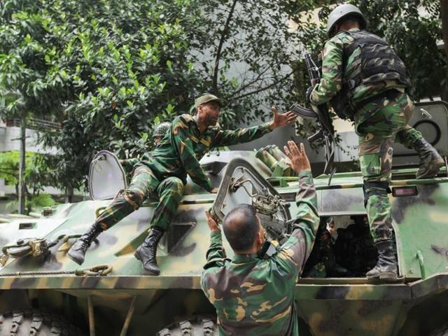 Dhaka attack,India-Bangladesh border,BSF