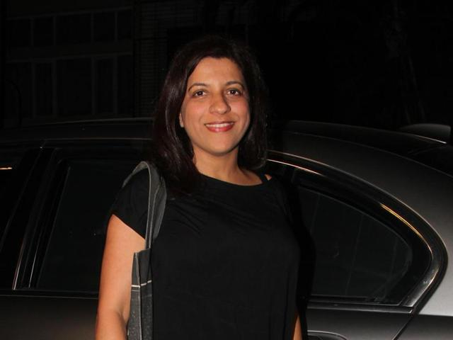 Zoya Akhtar wants to start her own production house.