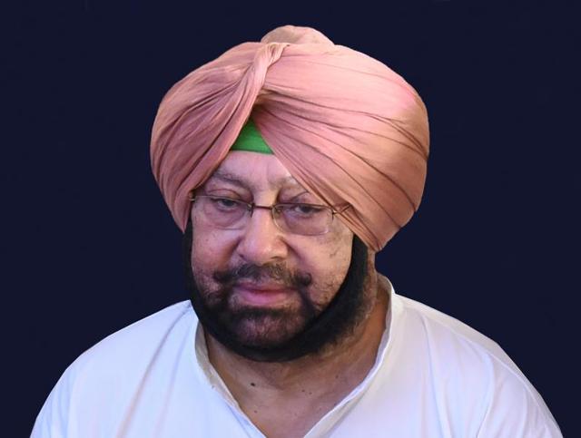 Punjab Congress chief Capt Amarinder Singh