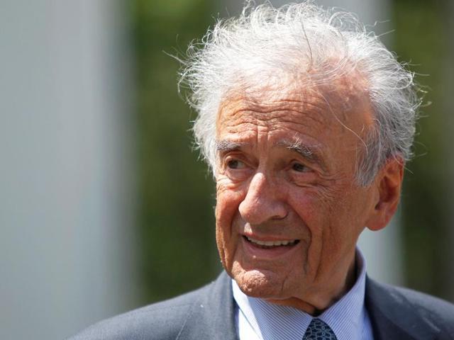 Elie Wiesel,Holocaust survivor,Nobel laureate