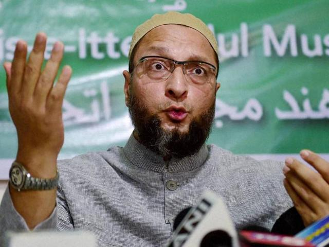 Asaduddin Owaisi,Complaint against Owaisi,NIA bust IS module in Hyderabad