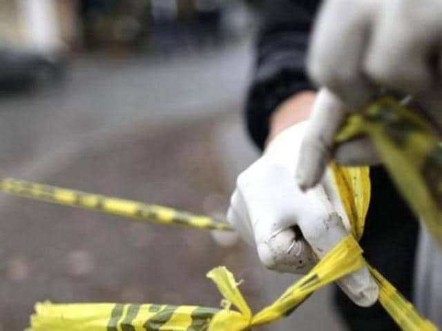 The accused had confessed to bludgeoning three persons to death with stone in Rajkot.