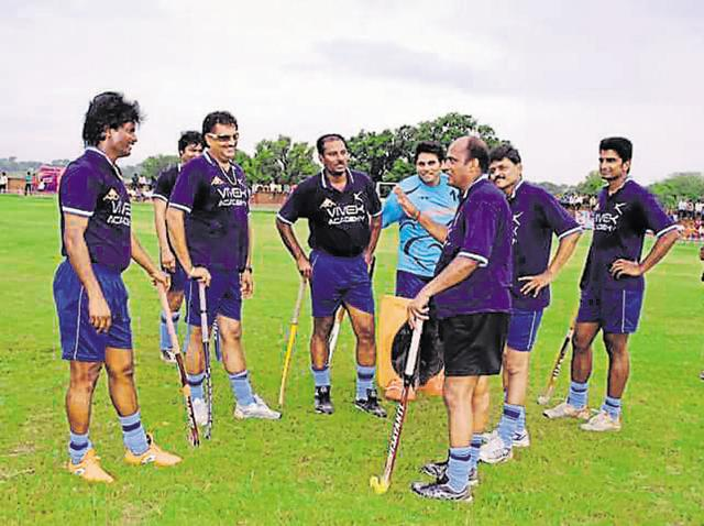 Known for his dribbling skills, Mohammad Shahid is considered one of India's great hockey players.