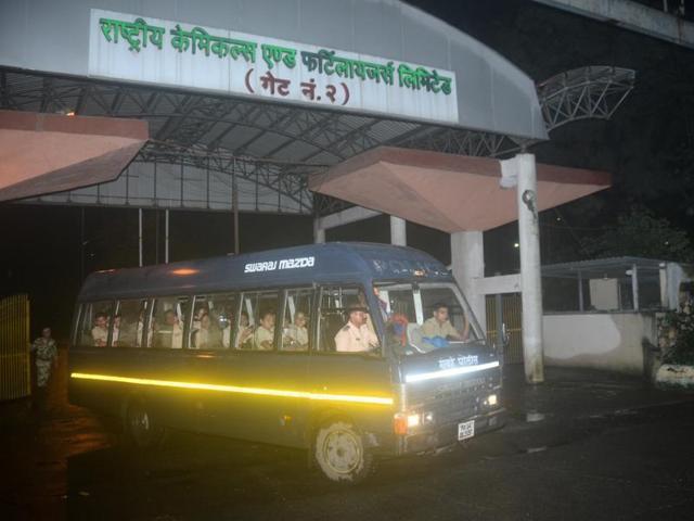 Three killed, five injured in boiler blast at RCF in Mumbai