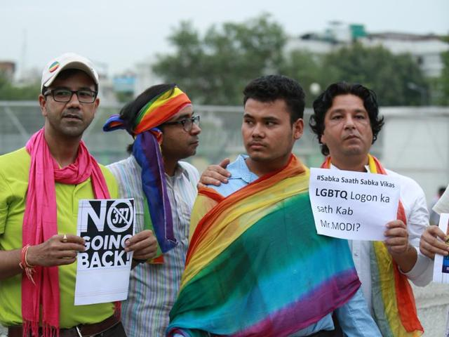 Remove Section 377: Delhi's LGBT urge again