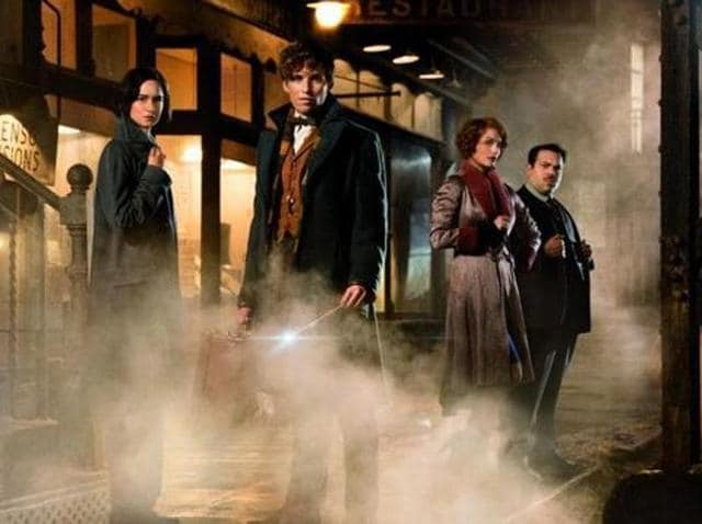 Starring Eddie Redmayne, Fantastic Beasts and Where to Find Them will release on November 18.