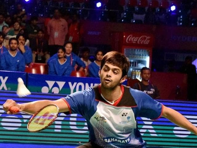 Praneeth, seeded fourth, dished out a dominating game to defeat Korea's Lee Hyun Il 21-12, 21-10 in the men's singles final.