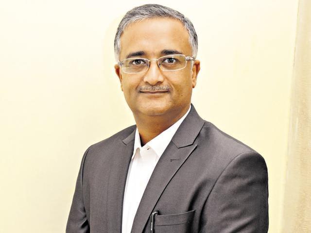 Meru CEO Siddhartha Pahwa