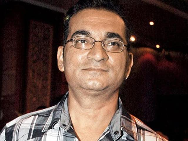 Singer Abhijeet Bhattacharya.