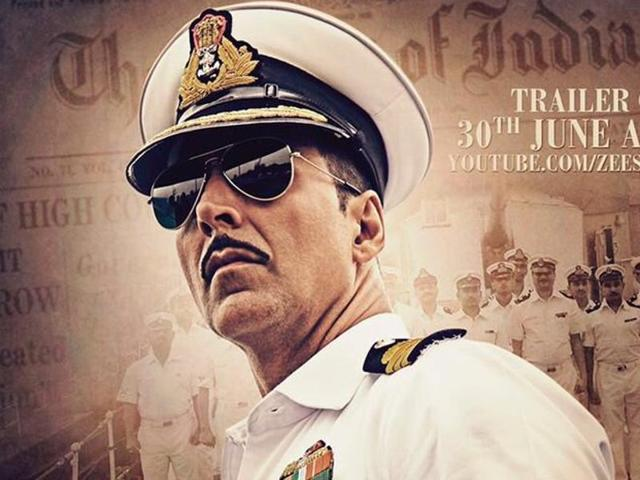 Rustom,Akshay Kumar,Rustom radio trailer