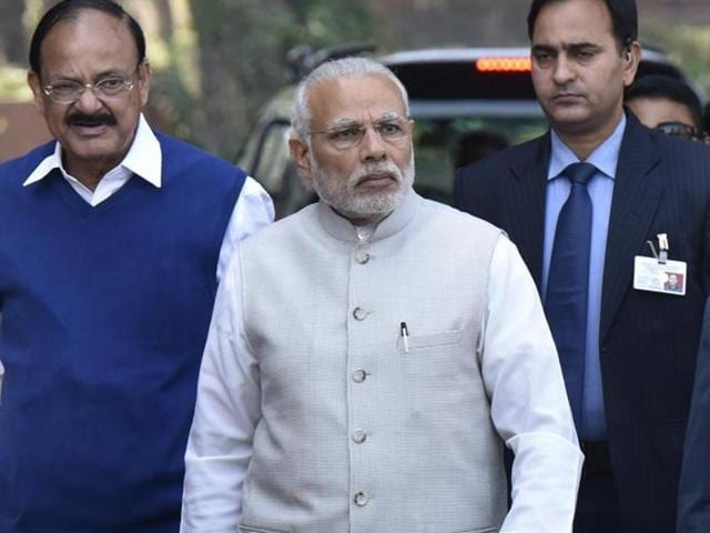 The cabinet reshuffle will take place a day before Prime Minister Narendra Modi leaves on a four-nation tour og Africa.