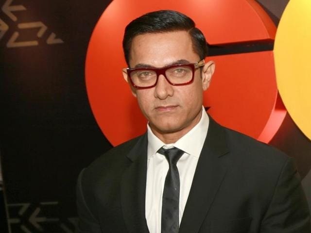 Aamir Khan was speaking at the poster launch of his upcoming film Dangal.