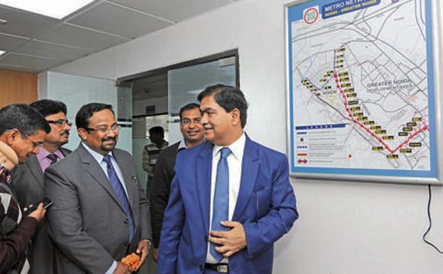 UP govt removes Noida Authority CEO Rama Raman after Allahabad HC rap