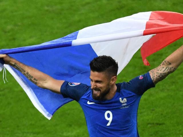 Euro 2016: Giroud, France eye revenge for 2014 World Cup in SF vs Germany