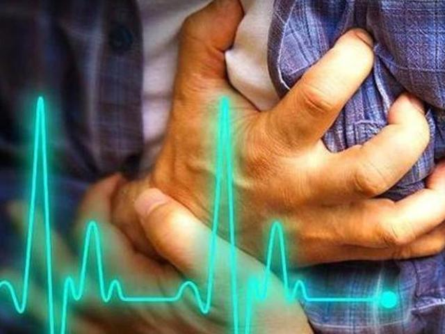 Bad news: One in nine men at risk of sudden cardiac death, says study