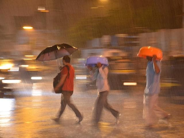 Since June 1 till 8.30am Monday (July 4), Santacruz recorded 962.2mm as the total quantum of rainfall for the season so far. During the same time, Colaba recorded 721.7mm