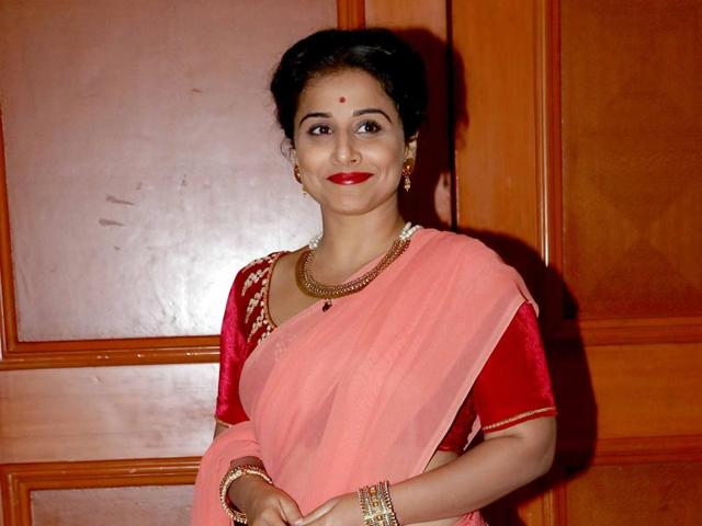 Vidya Balan to do a lead role in Marathi film?