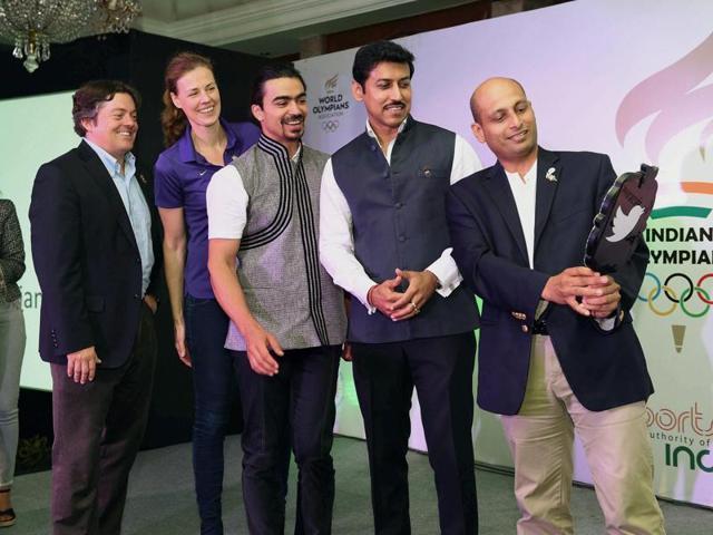 Rio Olympics,Shiva Keshavan,Indian Olympic Association