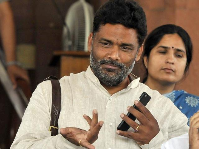 FIR against Pappu Yadav for 'provoking students' to cause riot