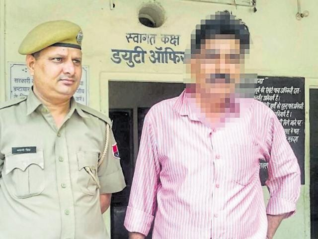 The 56-year-old businessman was arrested on Monday.