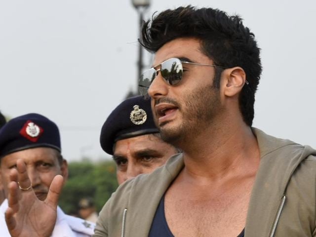 Arjun Kapoor,Ice Age: Collision Course,Buck
