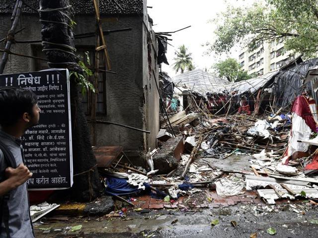 Ambedkar Bhavan,legacy,demolition