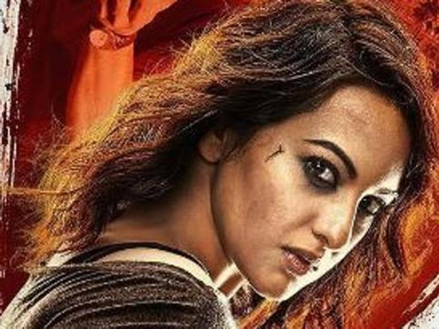 Was born to do Akira, says Sonakshi Sinha