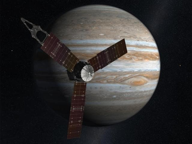 The Juno mission was launched on August 5, 2011 with the primary aim of improving our understanding of the solar system's beginnings by revealing the origin and evolution of Jupiter.