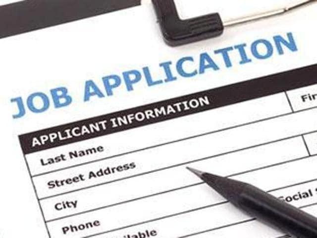 Recruitment scam