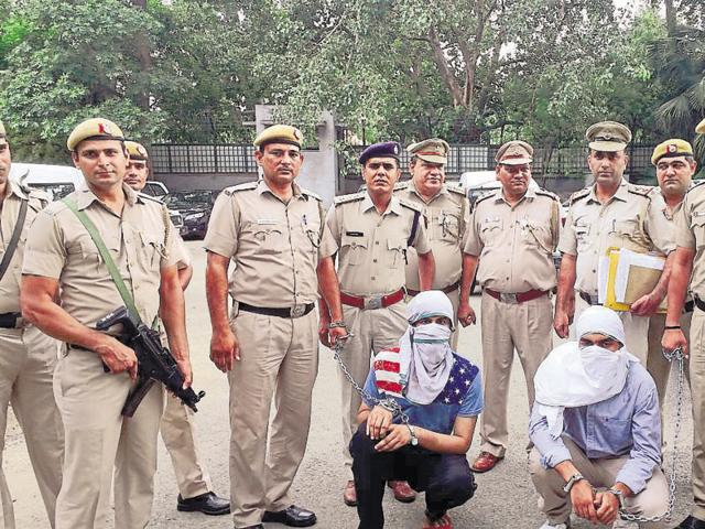 Two men arrested by the Uttar Pradesh police for their alleged involvement in the killing of National Investigation Agency (NIA)DSPTanzil Ahmed and another firing case on Tuesday shocked interrogators by revealing their involvement in a series of other murders.