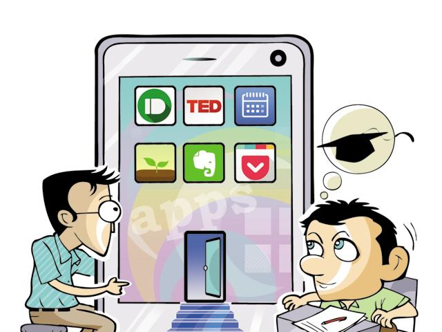 Besides entertainment, these apps help you with various things including information on the go, assisting in studies, finishing assignments and much more.
