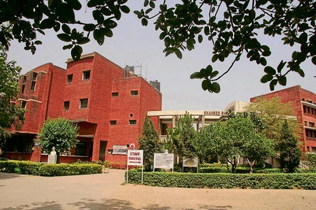 Shaheed Bhagat Singh (Evening) College,Delhi University,Priyanshi Malhotra