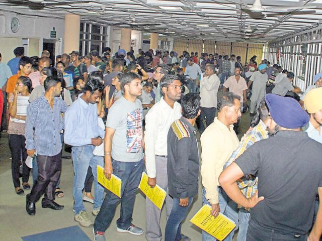 In age of online appointments, Chandigarh RLA introduces