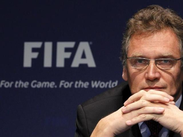 Valcke had been banned from football by Fifa after being found guilty of breaching its code of conduct.