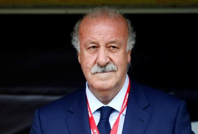 The 65-year-old spoke of his intention to quit after Spain's defeat by Italy in the Euro 2016 second round last week .