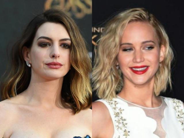 Hollywood's leading ladies have recently taken to rocking the 'S-wave'.