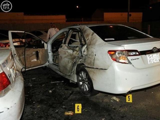 Saudi Arabia,suicide bombers,Eid al-Fitr